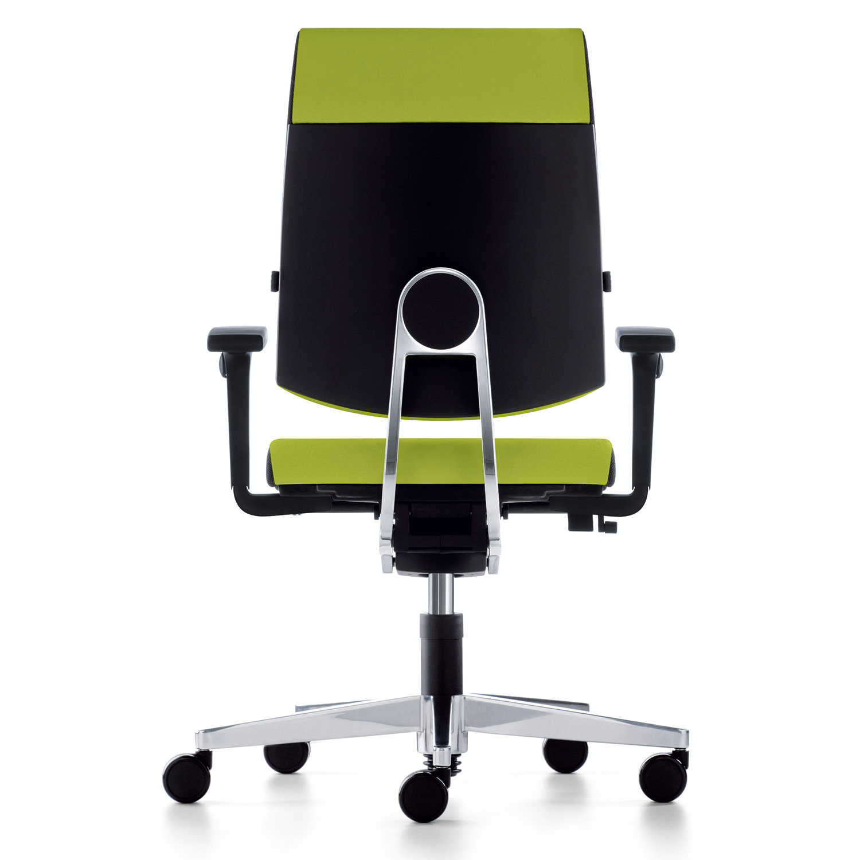 Sedus BLACK DOT Bürostuhl BD-102 mit mittelhoher Rückenlehne gepolstert