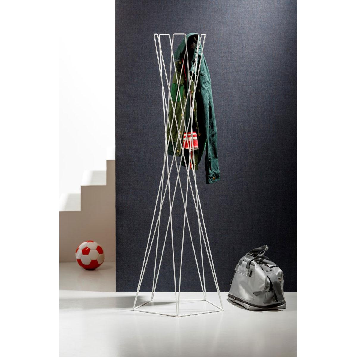 Cascando BASKET Garderobenständer aus Stahl