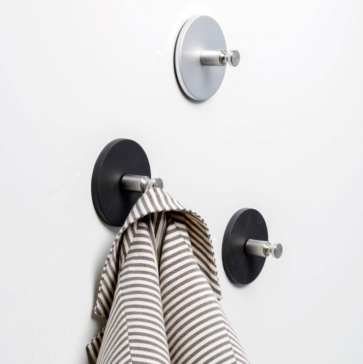 Cascando CLICKON magnetische Garderobenhaken