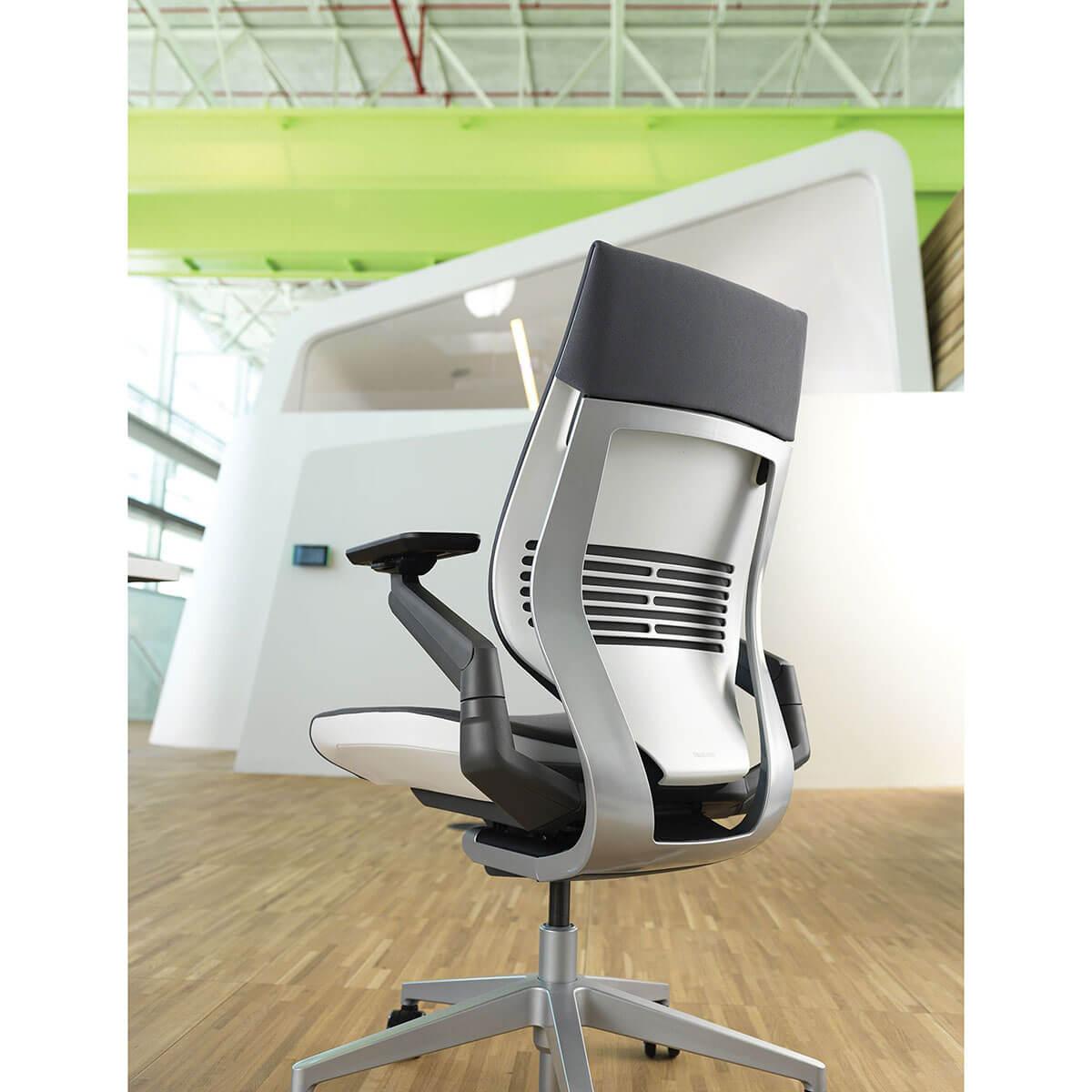 Steelcase GESTURE Bürodrehstuhl ohne Stofftop
