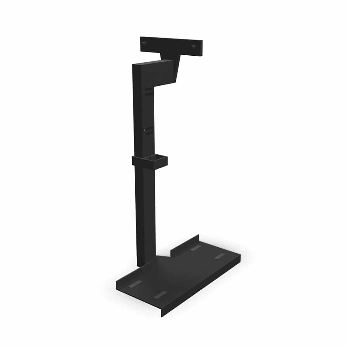 Steelcase FLEX COLLECTION PC-Halterung für höhenverstellbare Schreibtische