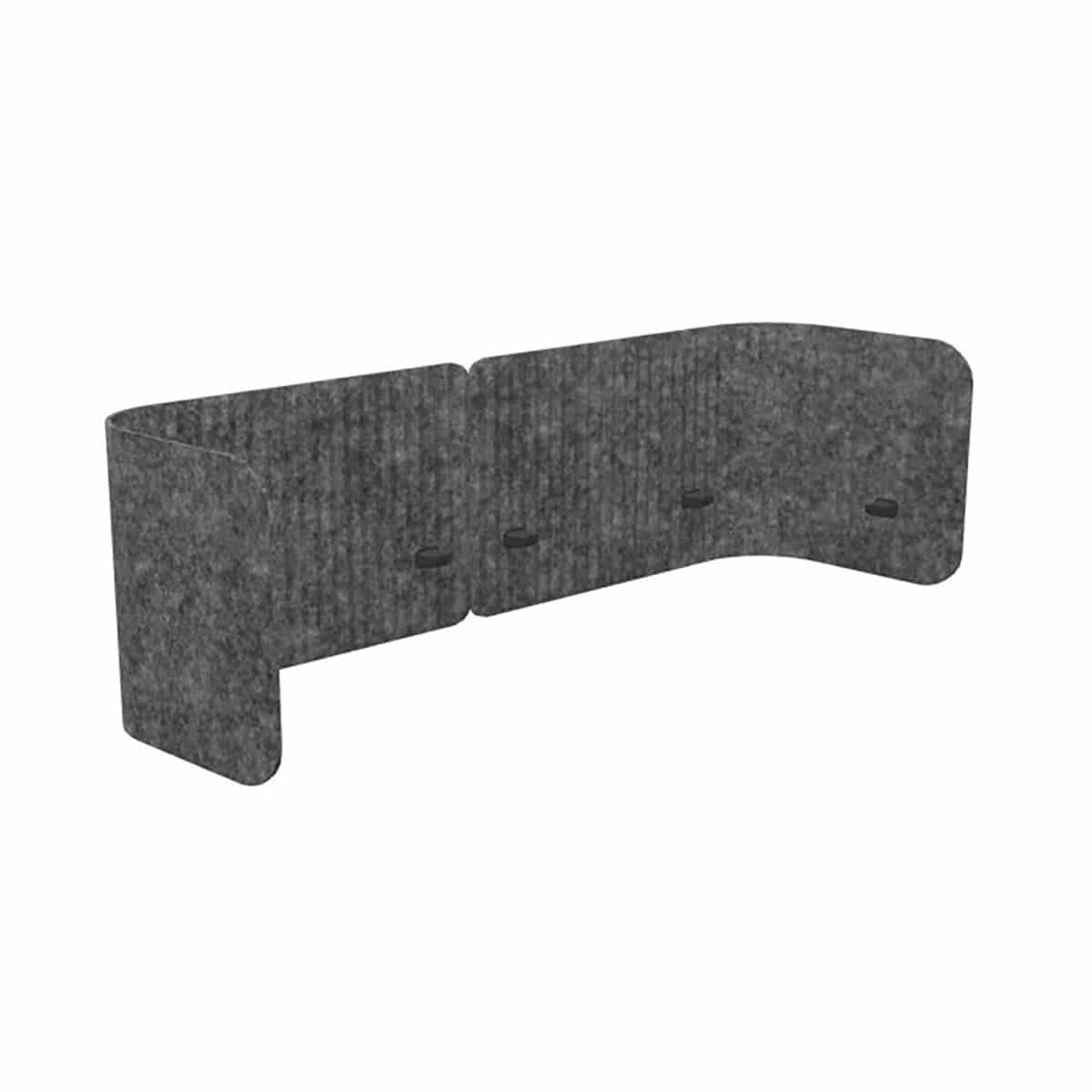 Steelcase FLEX COLLECTION Sichtschutz für elektrisch höhenverstellbare Schreibtische