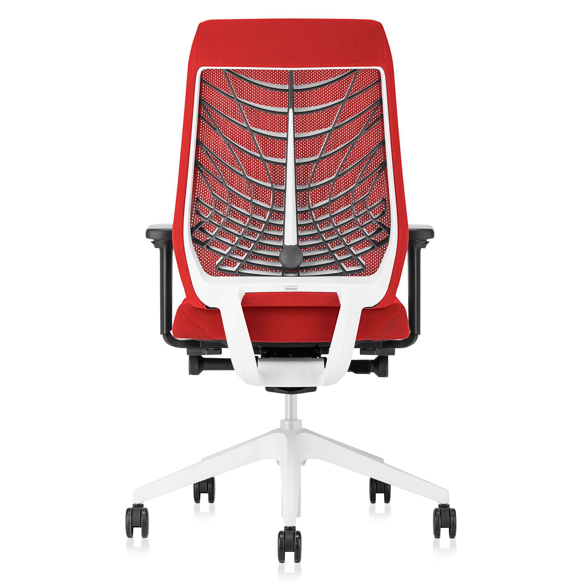 Interstuhl JOYCEis3 JC216 Bürostuhl mit innovativer FlexGrid-Rückenlehne