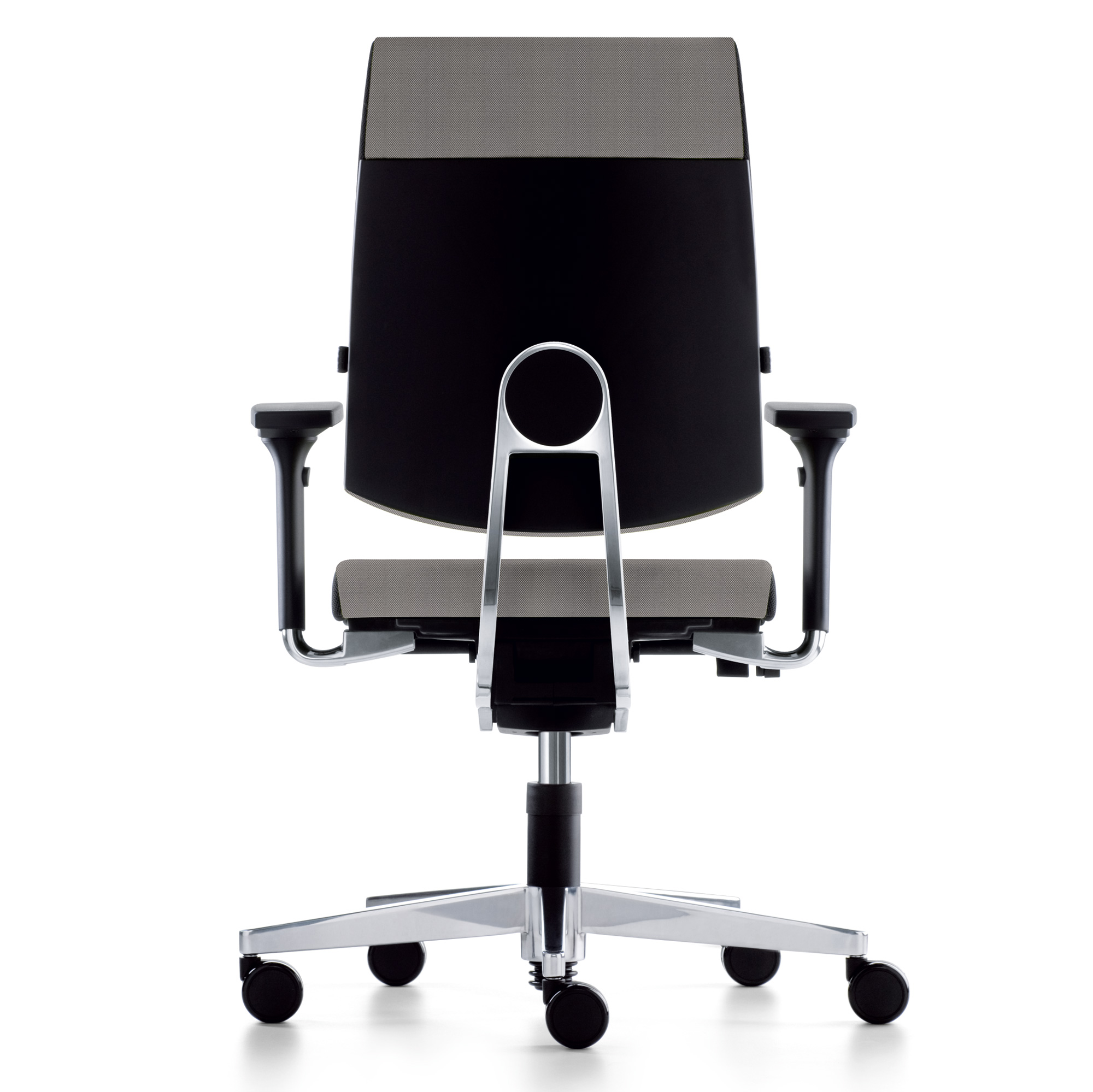 Sedus BLACK DOT Arbeitsstuhl BD-103 mit hoher Rückenlehne, gepolstert