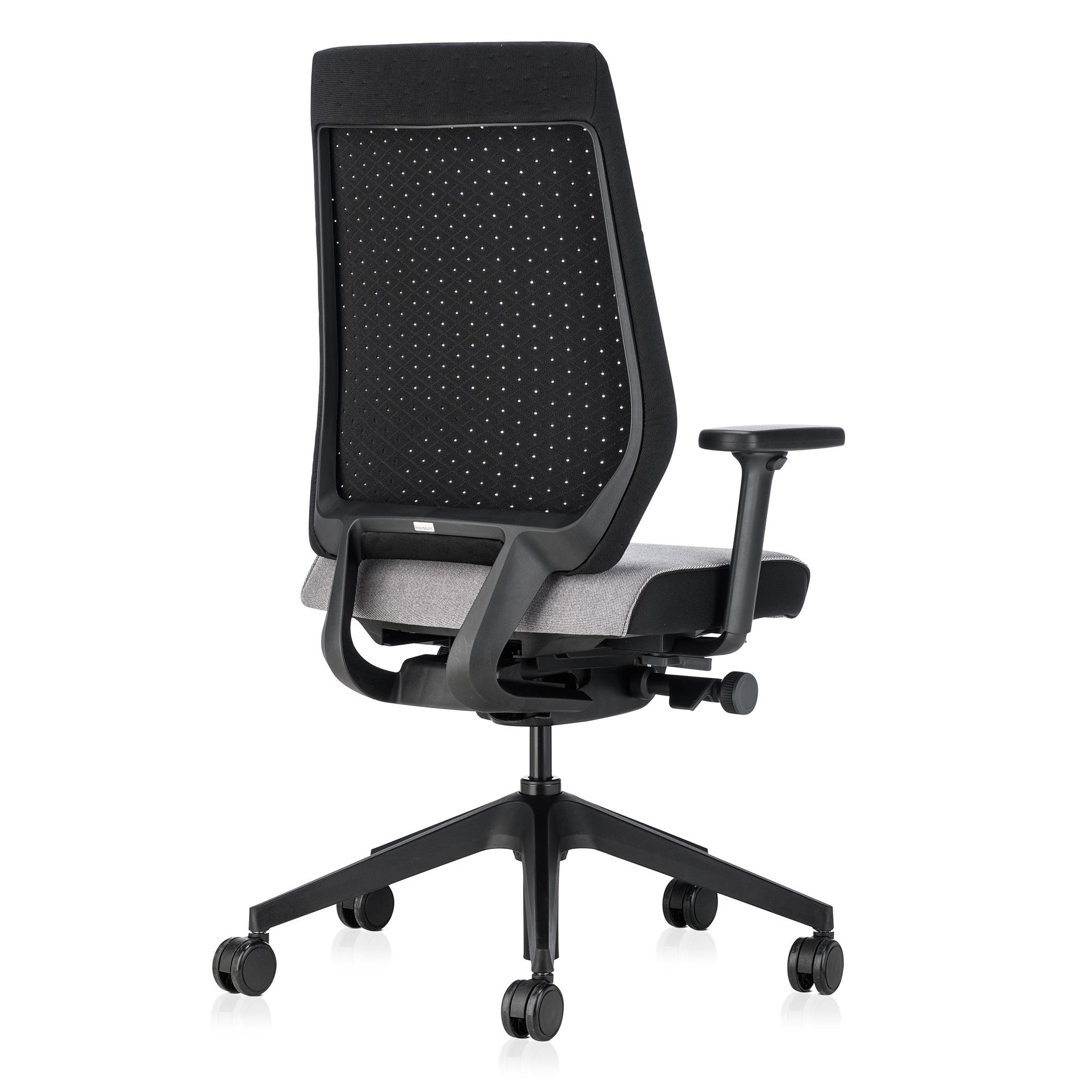 Interstuhl JOYCEis3 JC311 Bürostuhl mit luftiger Softback-Rückenlehne