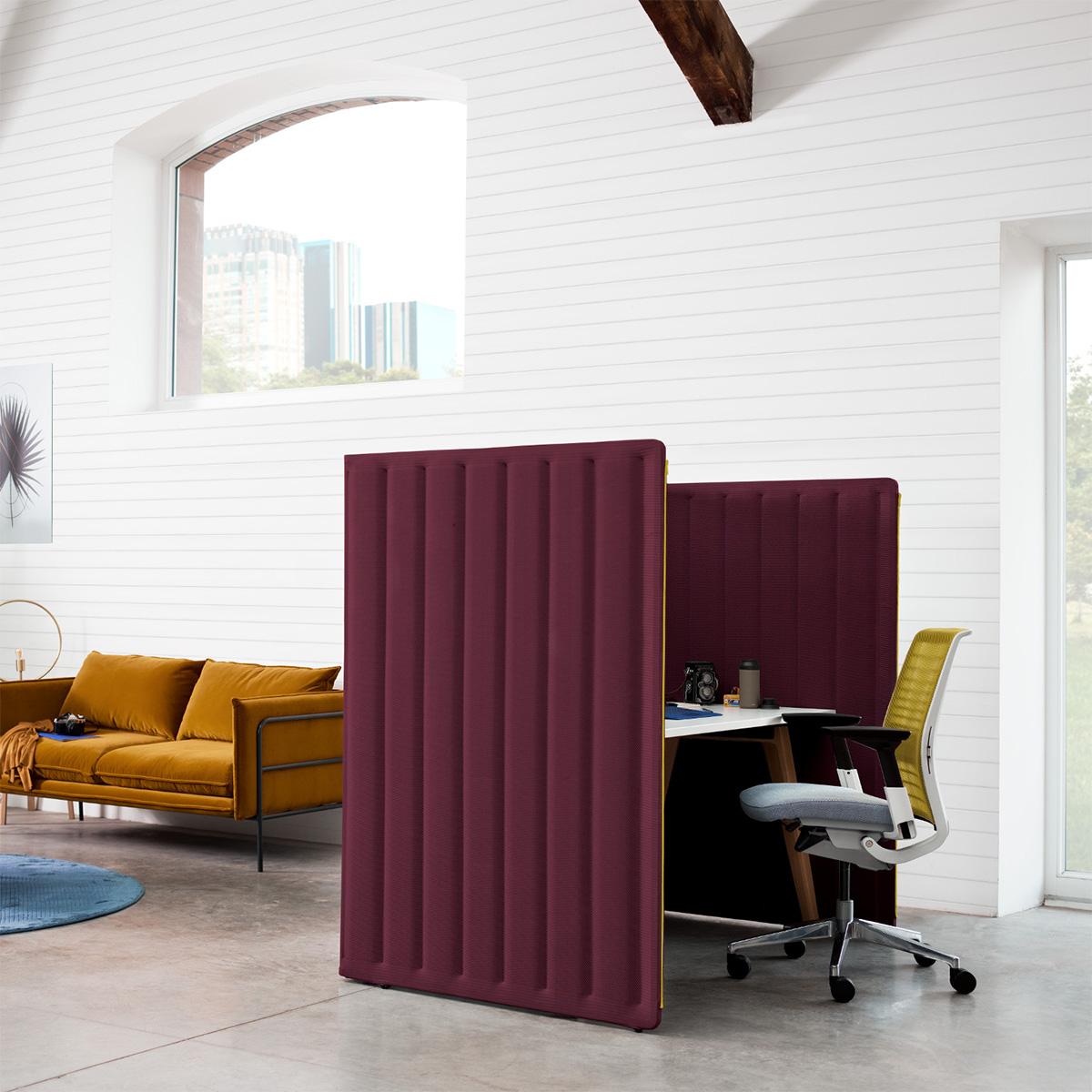 Steelcase THINK ergonomischer Arbeitsstuhl mit Netzrücken