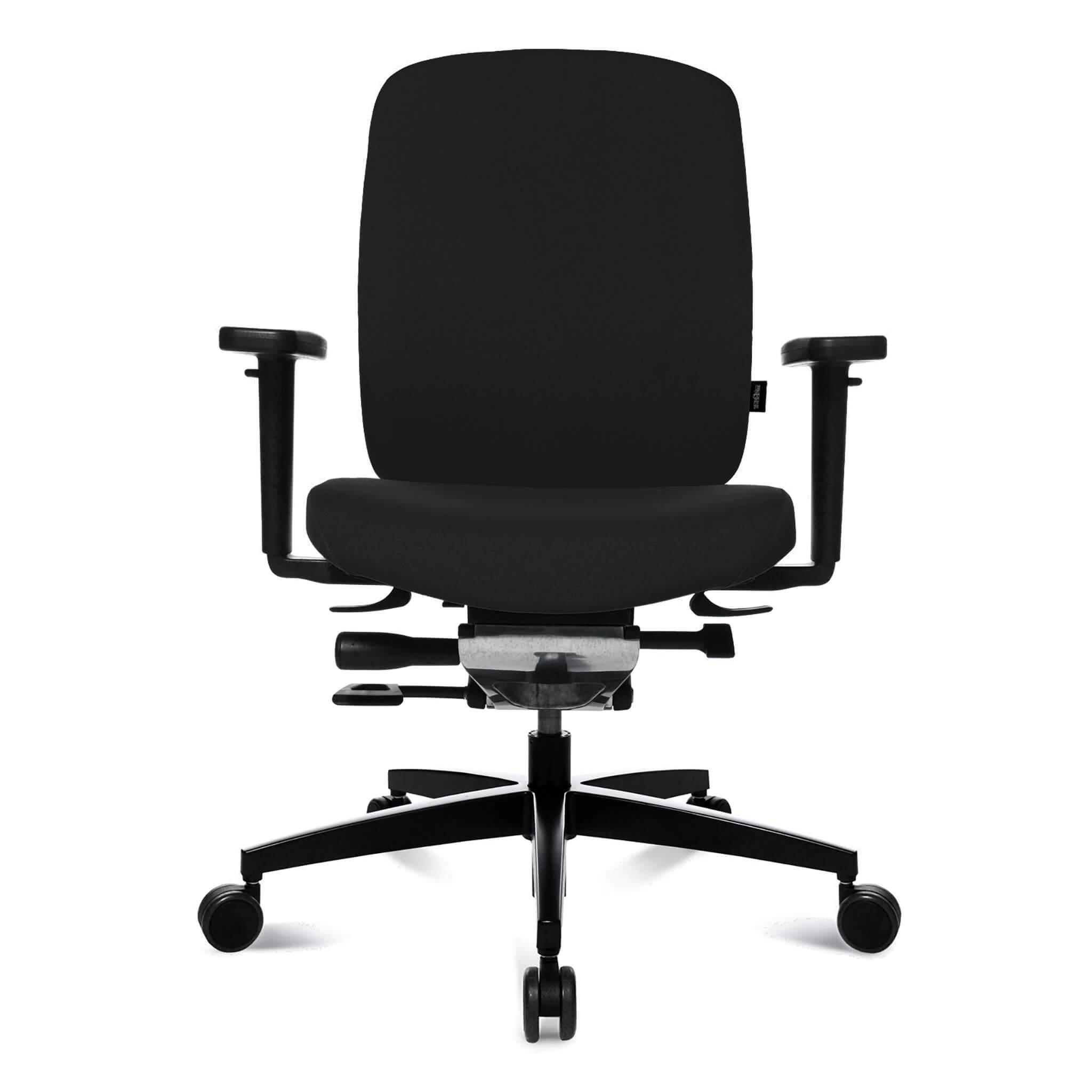 Wagner AluMedic 15 Bürostuhl mit Dondola-Gelenk, Sitztiefen- und Sitzneigeverstellung